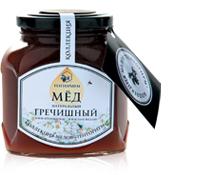 Мед гречишный, 500г